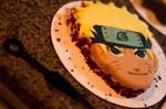 Naruto cake