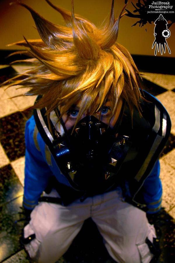 Crouching Roxas, Hidden Claws by KirakinsXIII