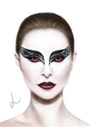 Black Swan by LorielDesign