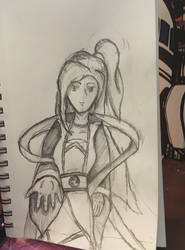 Random sketch #3