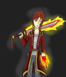 Flame Dude