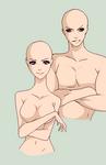 Genderbending Base 02