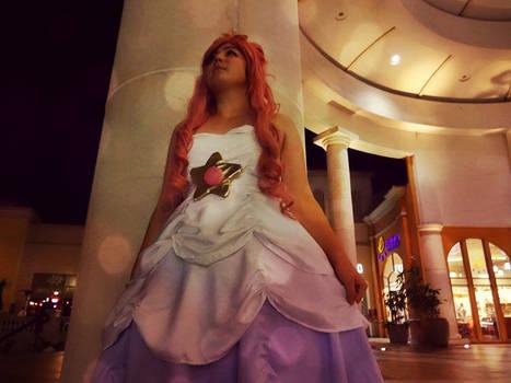 Rose quartz Steven universe cosplay