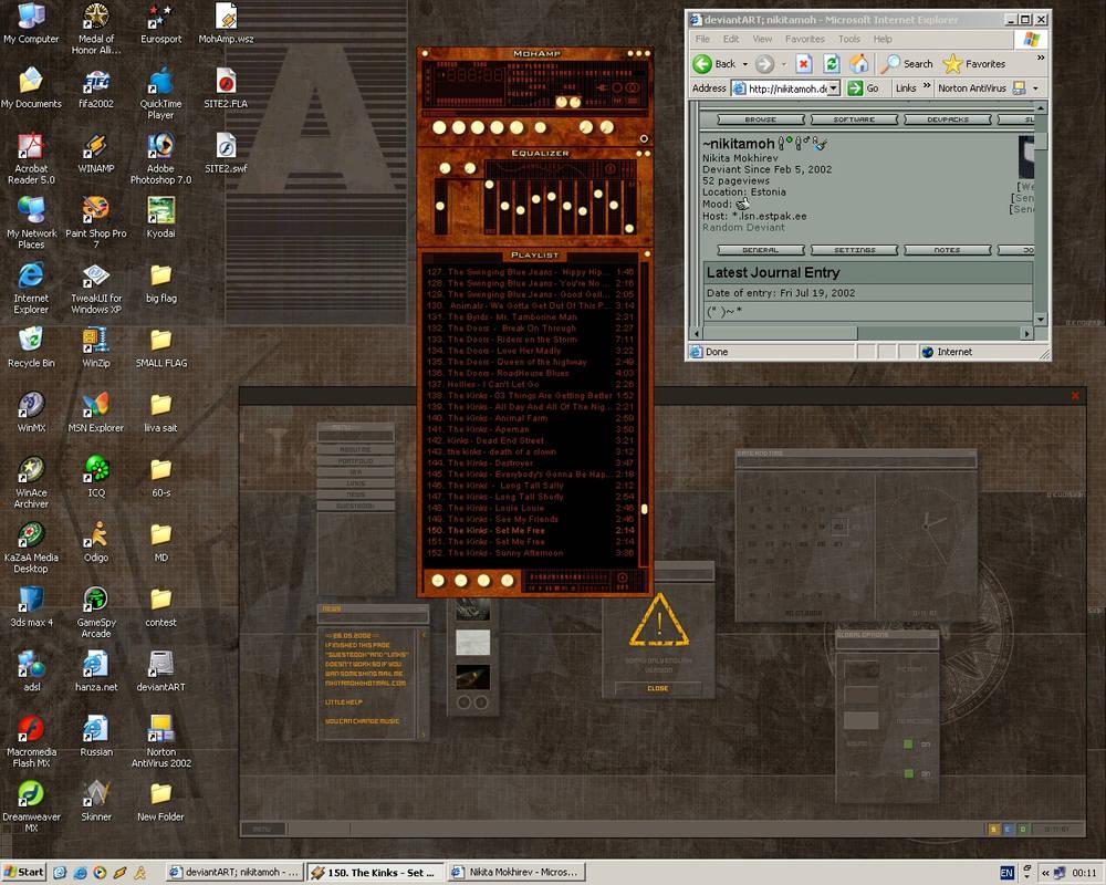 Moh Desktop