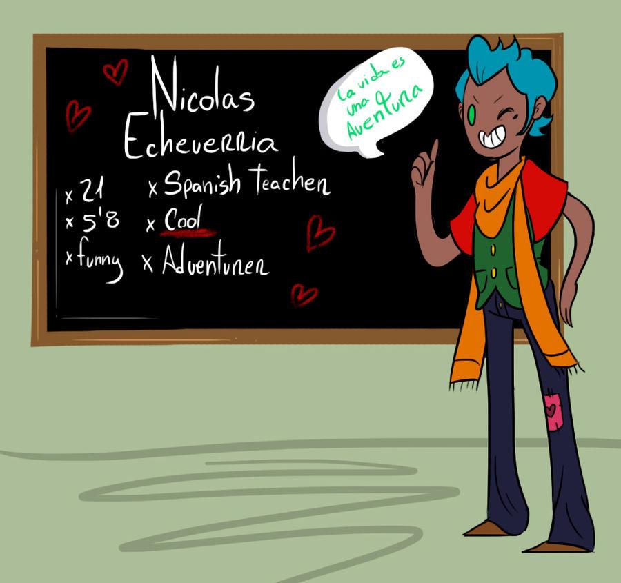 Showing post & media for Spanish teacher cartoon | www.cartoonsmix.com
