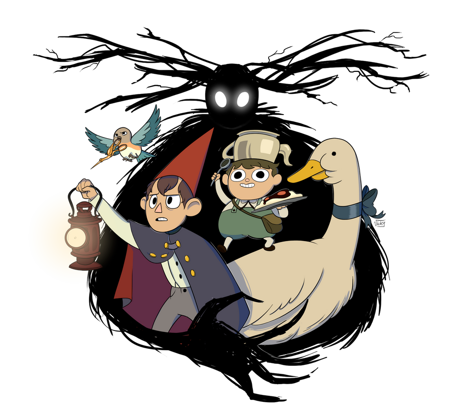 Over The Garden Wall By Askprincesmultifruit On Deviantart
