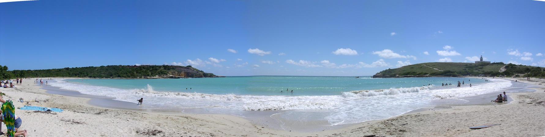 Playa Sucia by osoroco