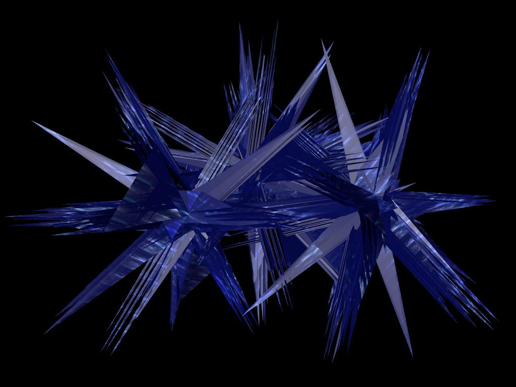 Spikes Triangle0ne 00 by herlyks