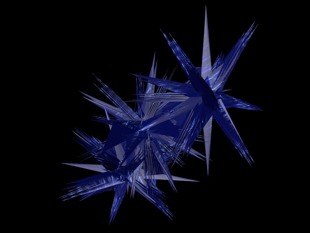Spikes Triangle0ne 01 by herlyks