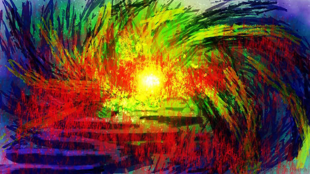 Apocalyptic Destination by herlyks
