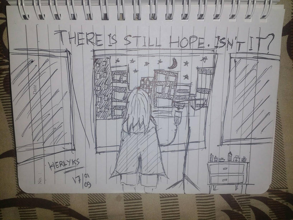 There is still hope, isn't it? by herlyks
