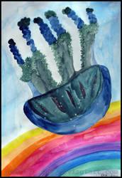 Jellyfish by Joalita-lady