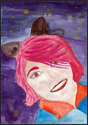 Selfportrait by Joalita-lady