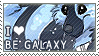Free Stamp - BE Galaxy by KellyPony