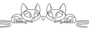 Base kat love