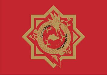 Box Design: Chinese Dragon v2 by haracas