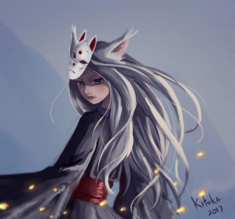 Kitsune by Kataringan