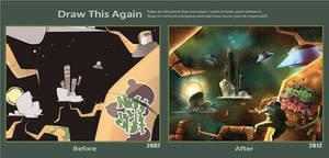 DTAC: Nightshift wallpaper
