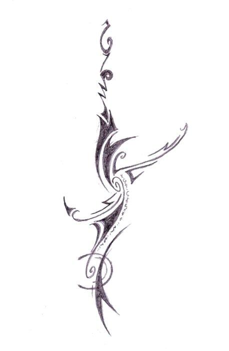 hand tattoo by sillmackaron
