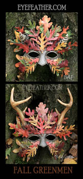 Fall Oakmen Masks
