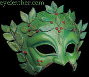 Holly King by eyefeather