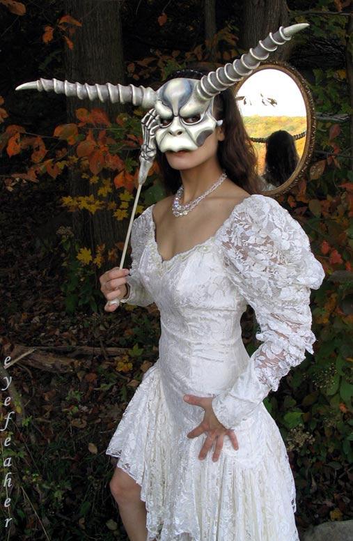 Goblin Queen Glare by eyefeather