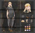 CCute girl [OPEN] by Gargansueiq