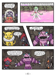 Gardevoir, a Valiant Knight - page 6 by Beholderr