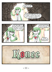 Gardevoir, a Valiant Knight - page 11 (the end) by Beholderr
