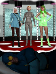 Trekkie Dreams by blubeetle3