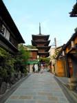 Yasaka-no-to Pagoda Kyoto