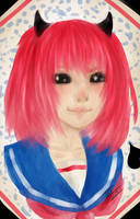 Kuro Pinku Paint by KimchiJaeWoo