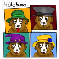 Herding dog by mannelossi
