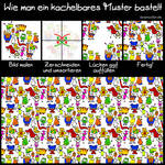 Tutorial: Muster kacheln