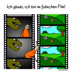 Falscher Film by mannelossi
