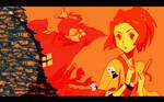 Samurai Champloo Fuu and Jin