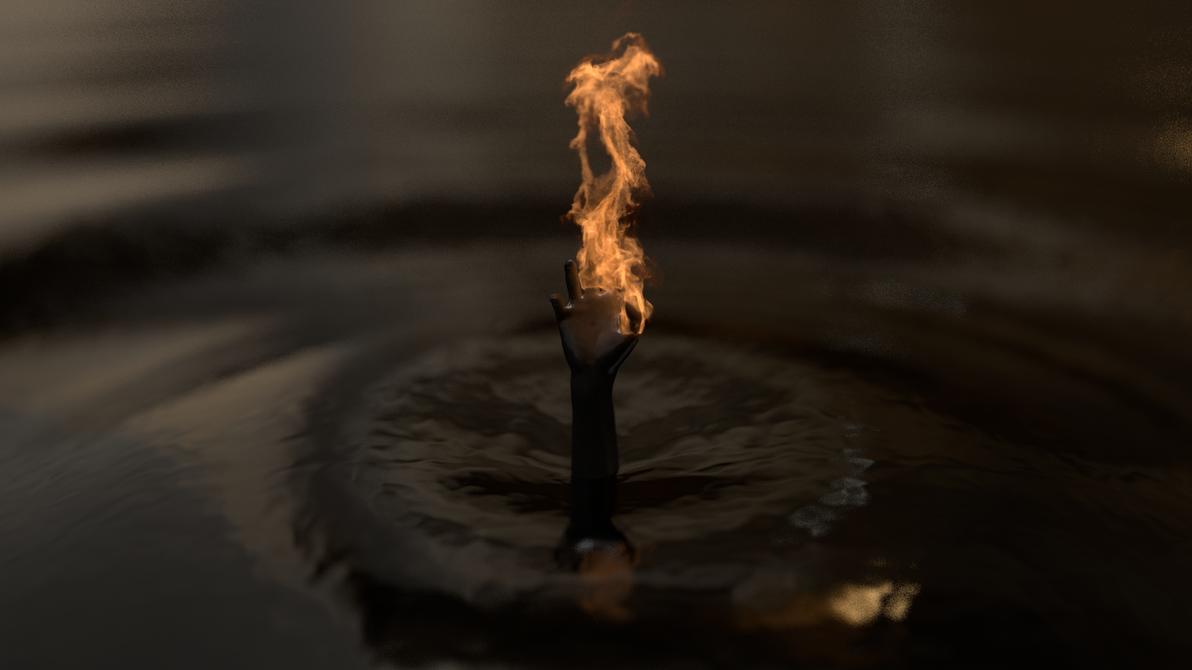 Catharsis 03 - Immortelle et sans peur by Eleutere