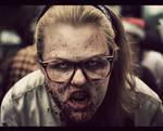 Zombie girl by tatohc