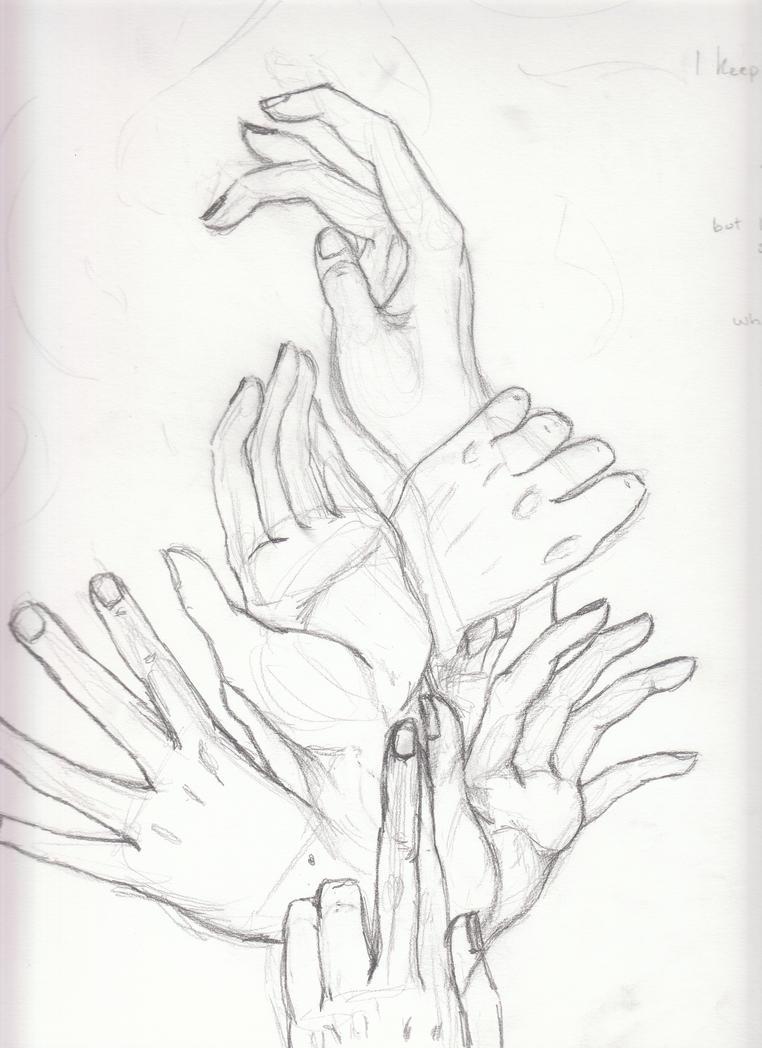 reaching for something by vampirekitten07 on deviantART