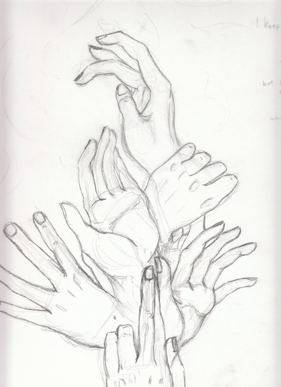 reaching for something by vampirekitten07 on DeviantArt