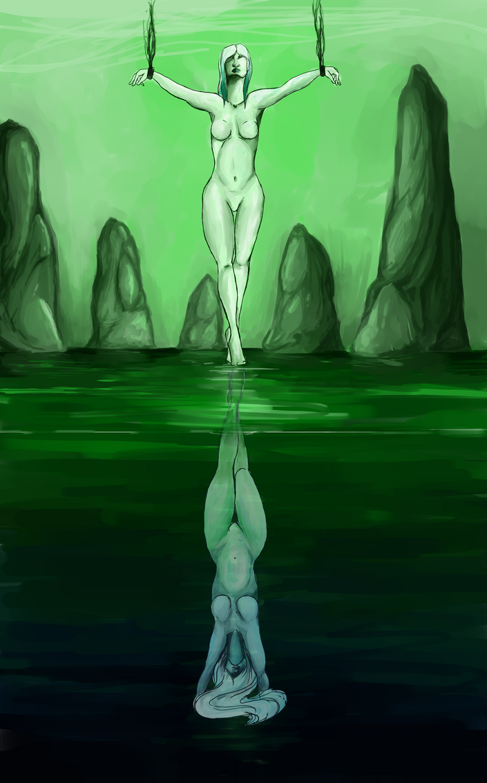 What lies beneath by vampirekitten07