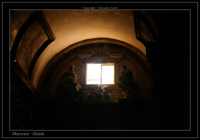 Macerata - Abside by Mega-Ale