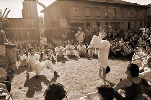 Capoeira1 by Mega-Ale