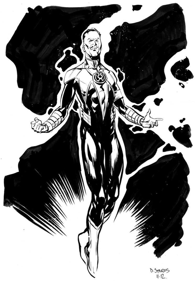 Sinestro by stokesbook