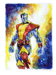 Colossus by stokesbook