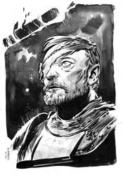 Beric Dondarrion by stokesbook
