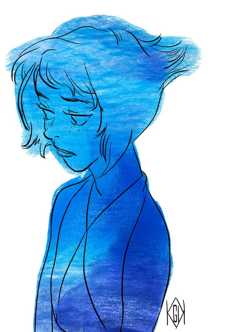 Lapis Lazuli - Steven Universe by BlackCrow06