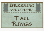 Tail Rings Voucher by AsotuRookeryClub