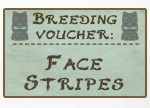 Face Stripes Voucher by AsotuRookeryClub