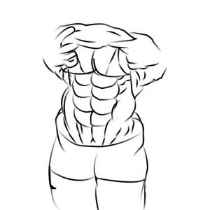 Abs Sketch